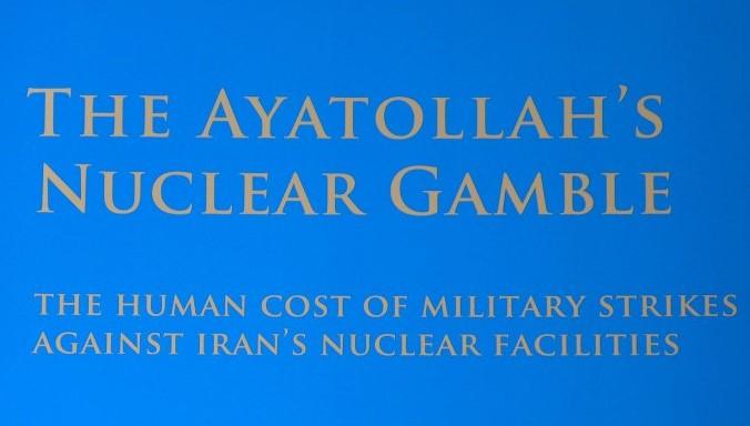 Ayatollah's Nuclear Gamble